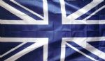 UNION JACK NAVY BLUE - 5 X 3 FLAG